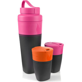 Light My Fire Pack-up Drink Kit Fuxia/Orange